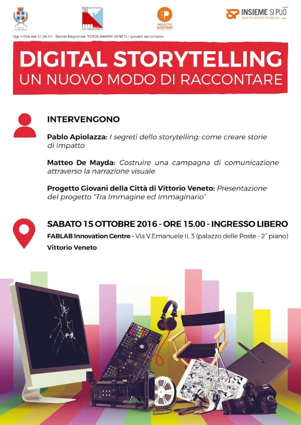 Introduzione al digital storytelling