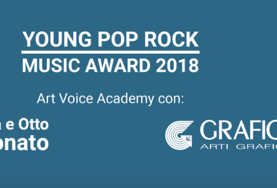 Young Pop Rock Music Award