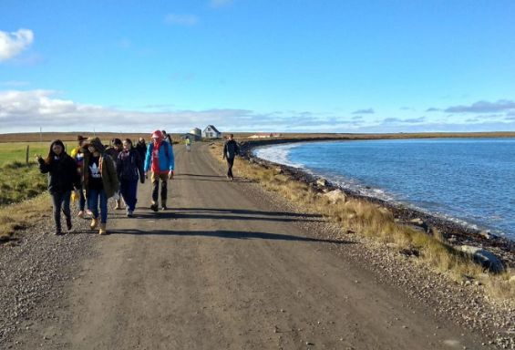 Volunteering with Worldwide Friends in East Iceland