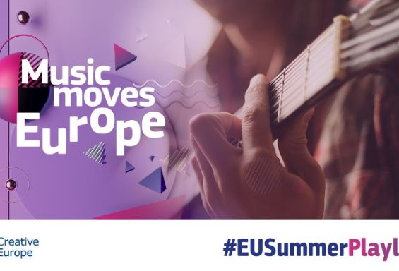 EUSummerPlaylist competition